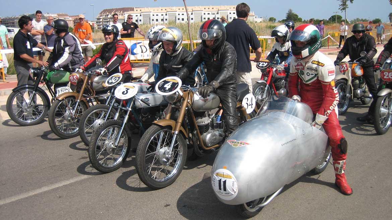 Éxito de la 23º Classic Racing Revival Denia