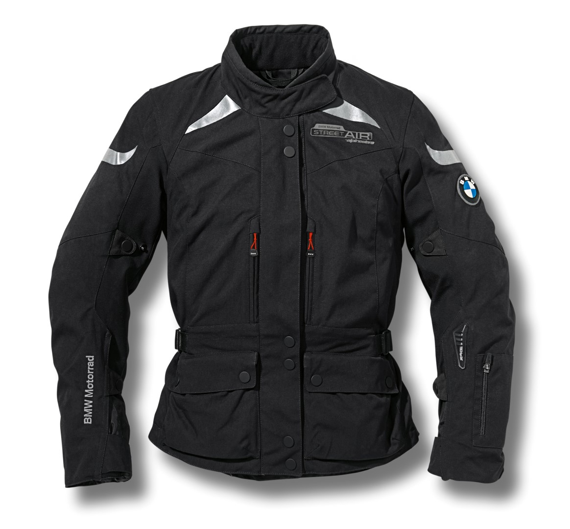 Nueva chaqueta BMW Motorrad Street Air by Alpinestars