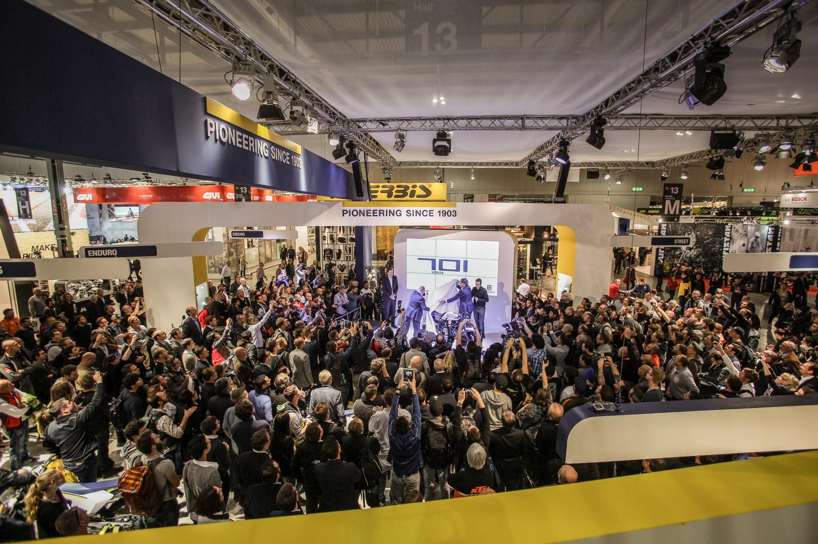Salon de Colonia INTERMOT 2016