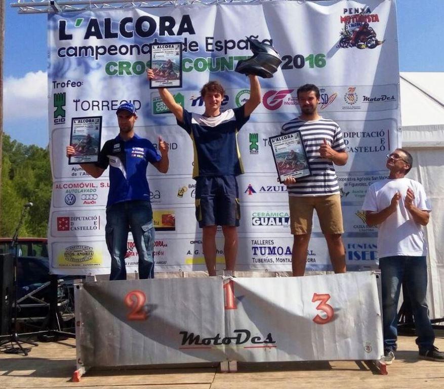 Tosha Schareina sigue invicto tras ganar también en La Alcora