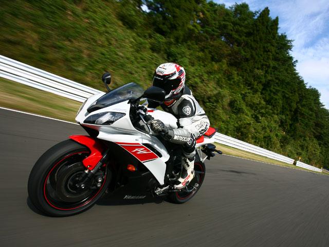 Vídeo de nueva Yamaha YZF R6 2008 en acción