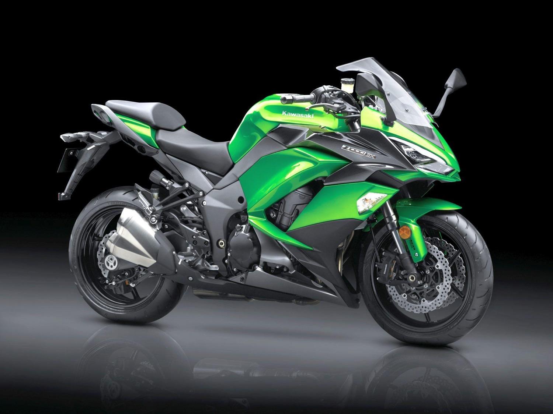 Kawasaki Z1000SX 2017, más electrónica y un pequeño lavado de cara