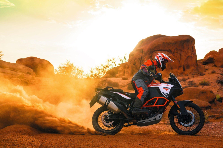 KTM 1290 Super Adventure R/S 2017