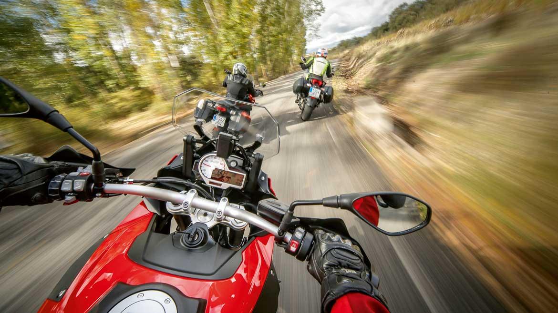 Las matriculaciones de motos aumentan un 14,7% en septiembre
