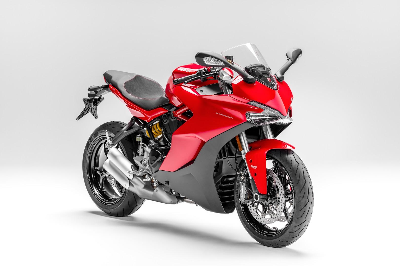 Ducati SuperSport y SuperSport S 2017