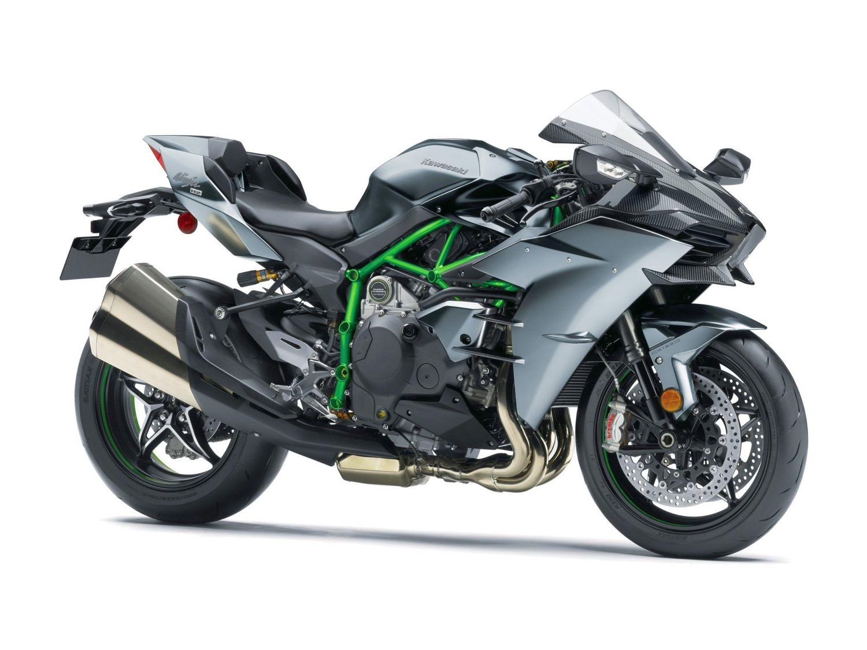 Kawasaki Ninja H2 Carbon 2017
