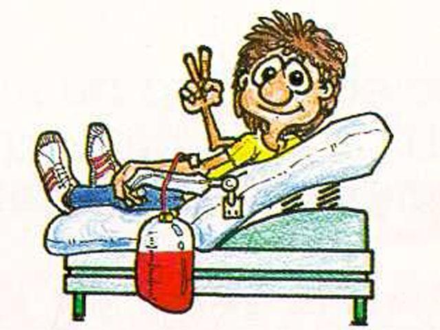 I Donación de sangre motera