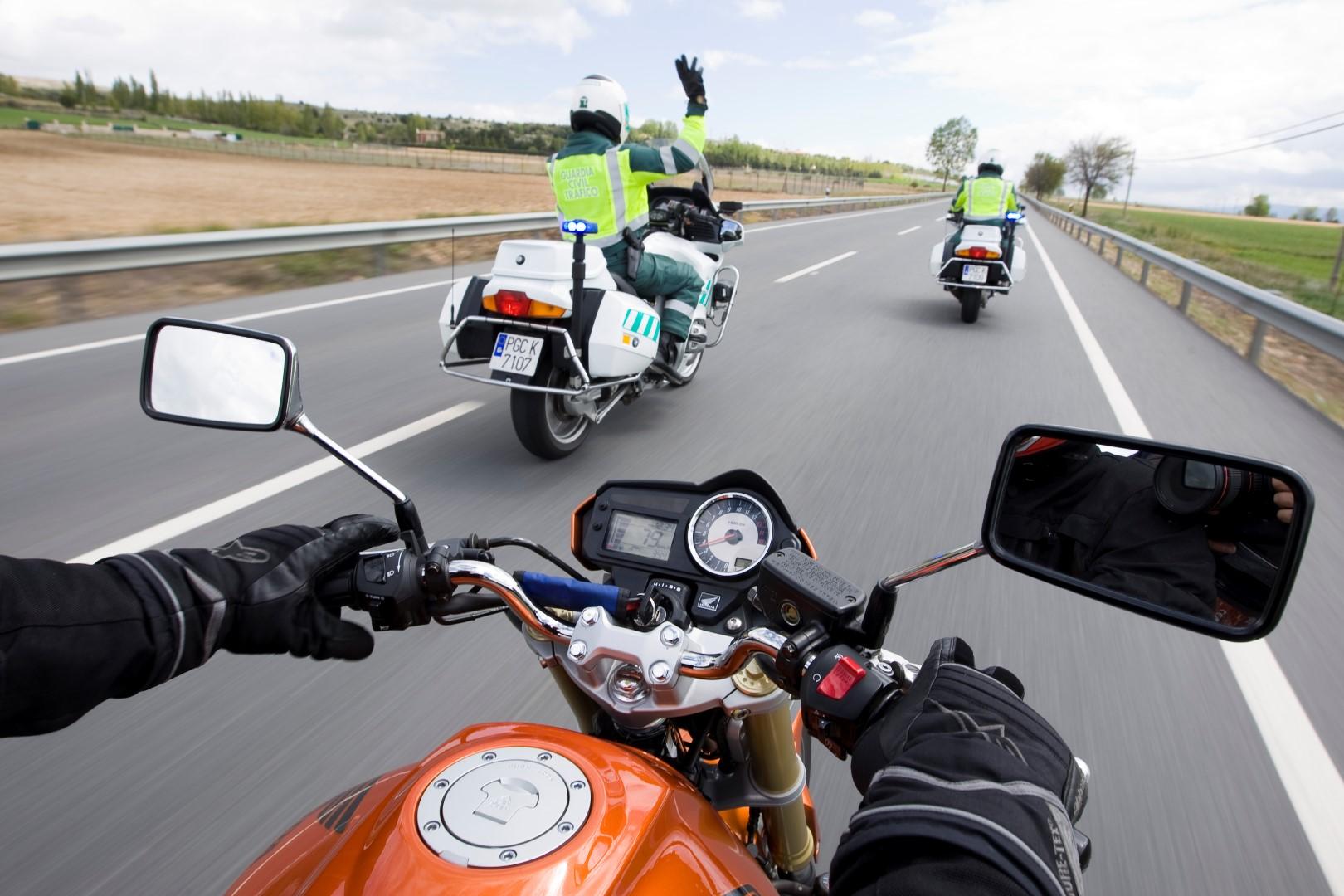 La DGT aumenta en un 6,11% su recaudación por multas de tráfico