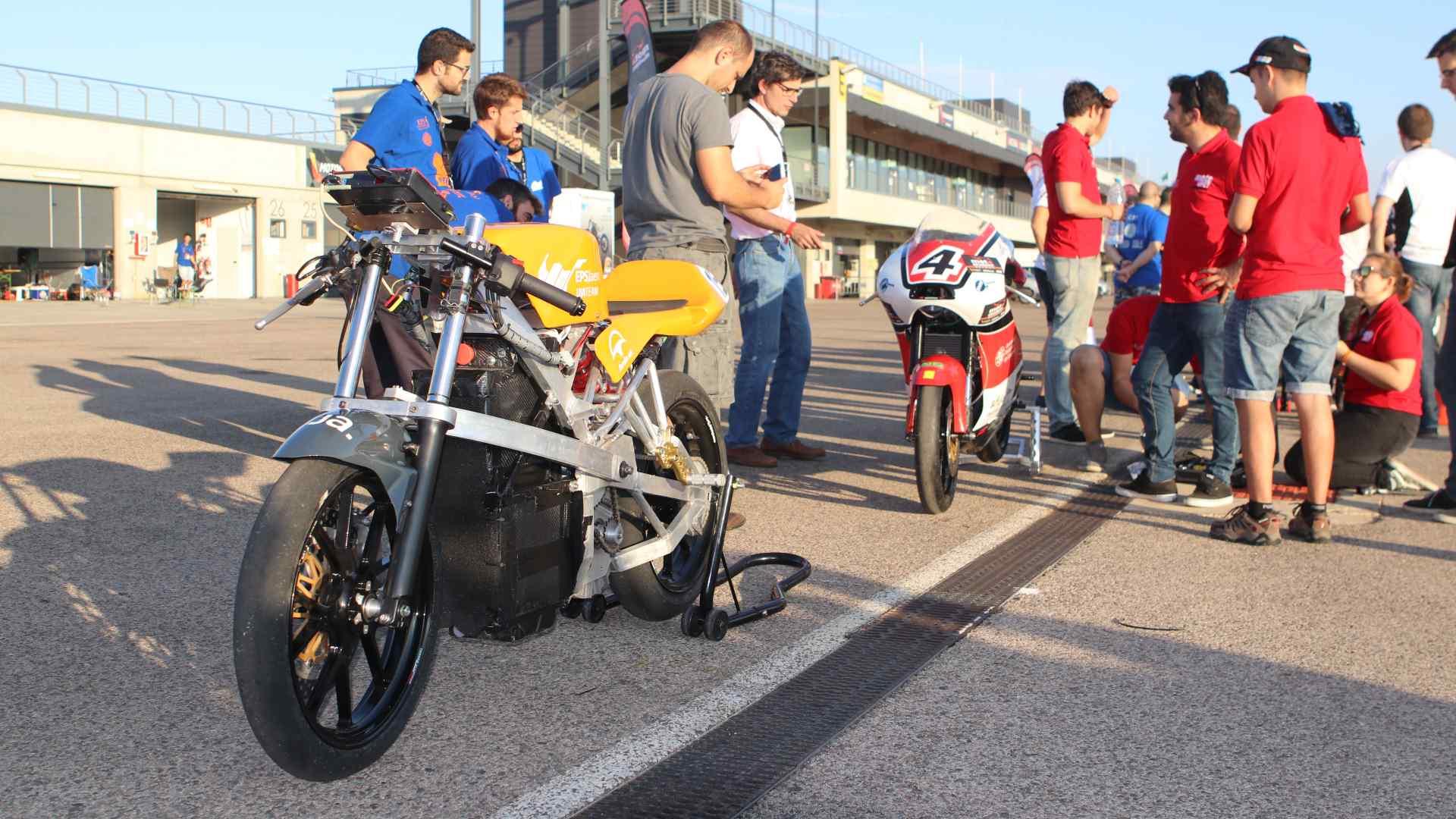 Arranca MotoStudent 2016 en MotorLand