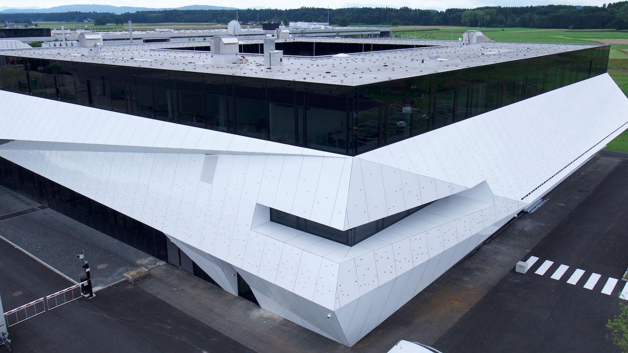 KTM Motorsport estrena cuartel general tras una inversión de 12 millones de euros