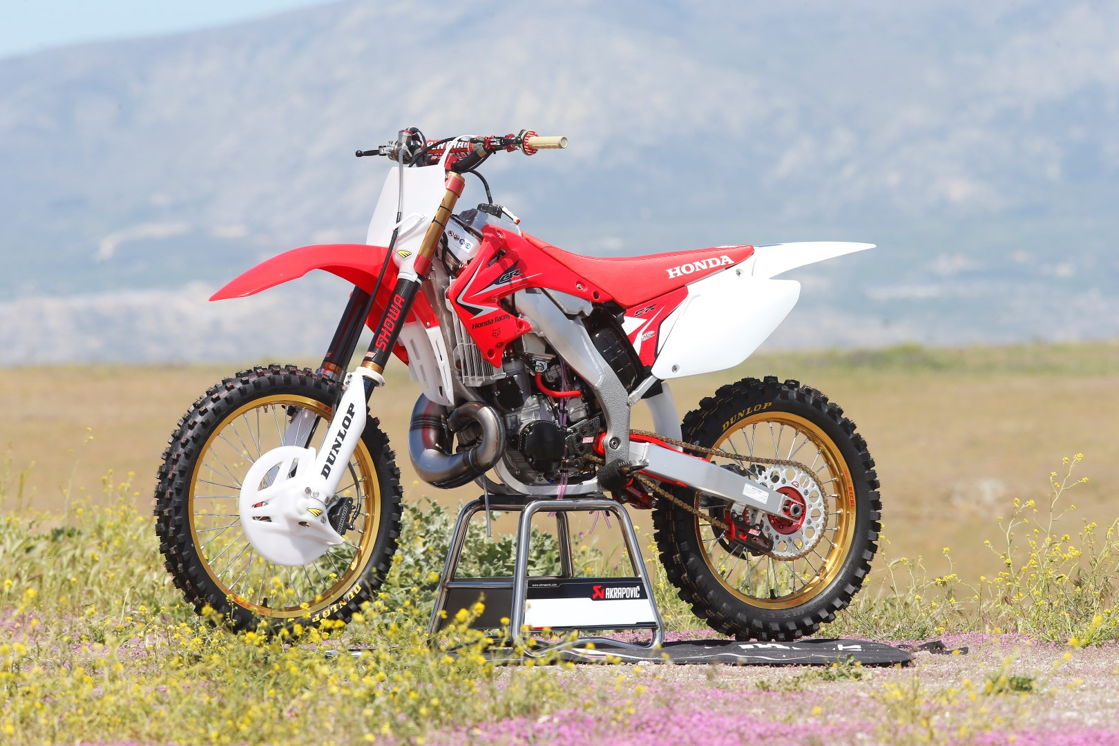 ¡50.000 euros! Honda CR 250 Factory