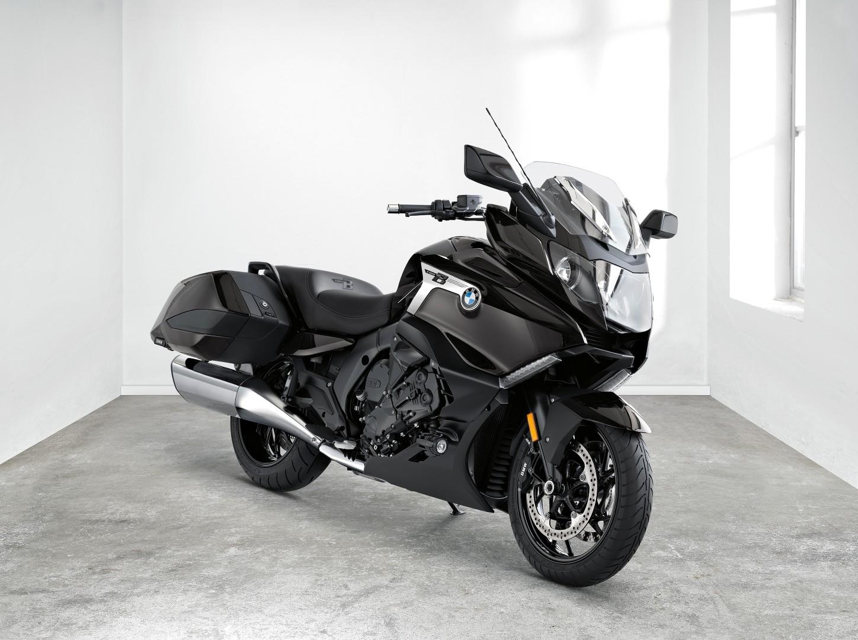 BMW K 1600 B 2017, una moto muy viajera