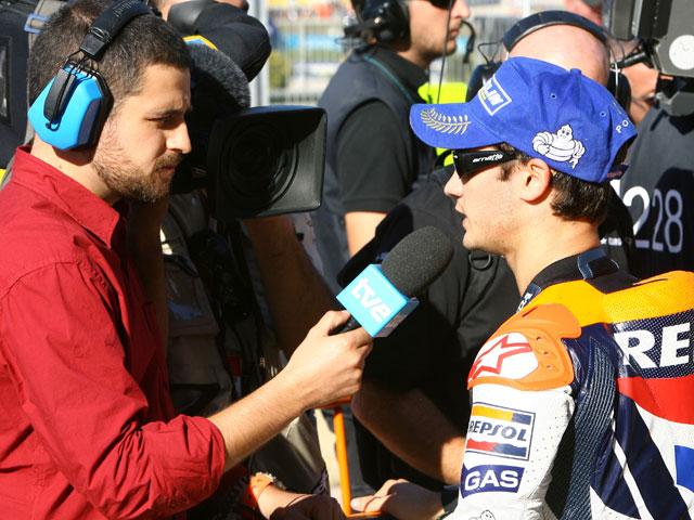 Declaraciones de los pilotos de MotoGP