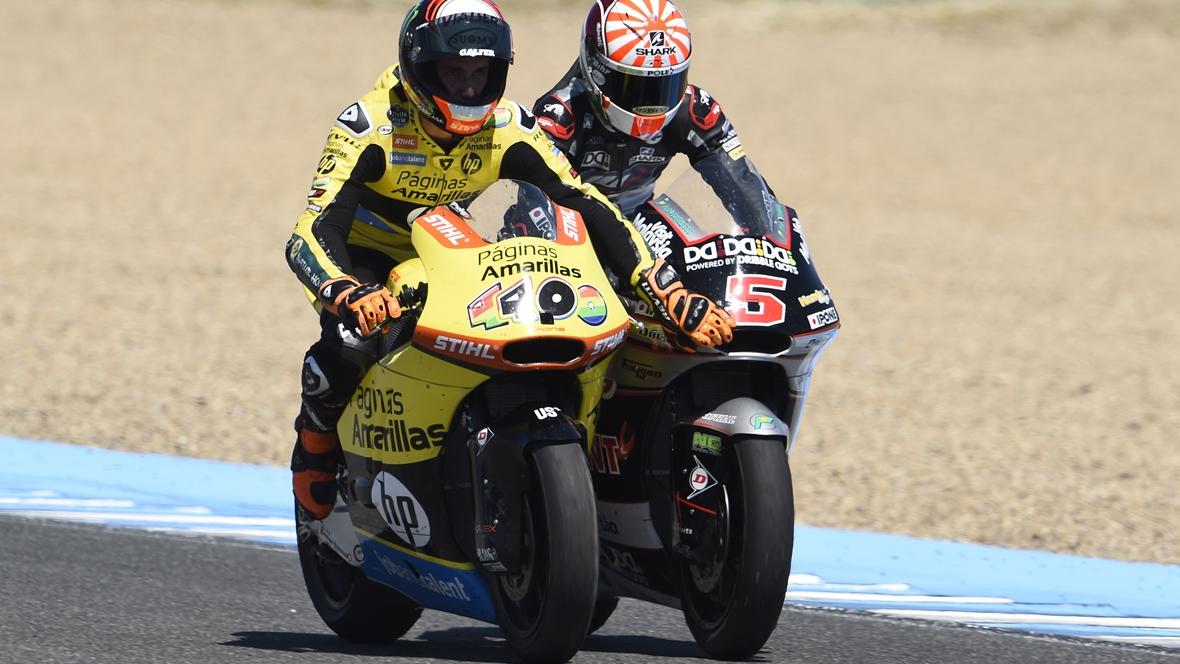 Johann Zarco vs Álex Rins: prohibido dormirse Moto2