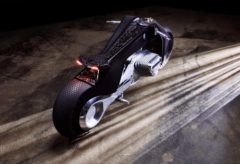 BMW Vision Next 100, los bávaros se atreven a crear la moto del futuro