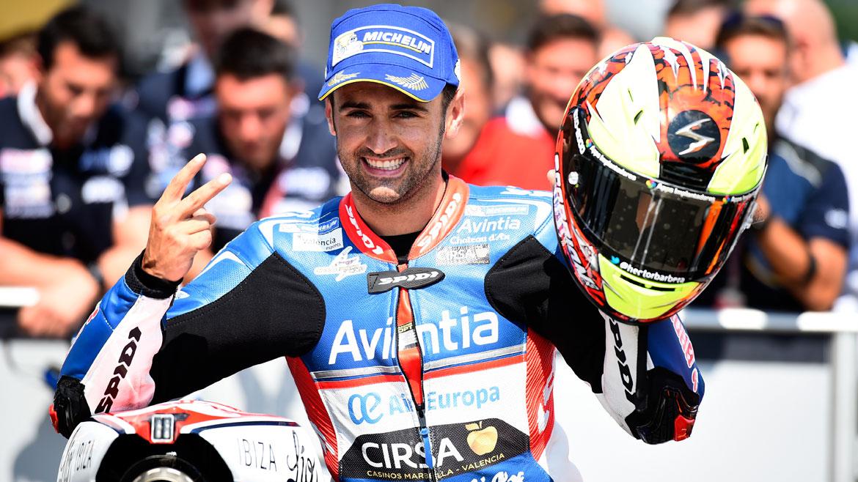 Héctor Barberá correrá con la Ducati de Iannone en Motegi