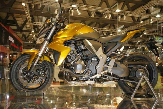 Novedades 2008: Honda CB 1000 R