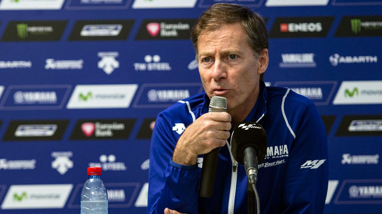 """Lin Jarvis: """"Nuestra misión es no ponérselo fácil a Ducati y Lorenzo"""""""