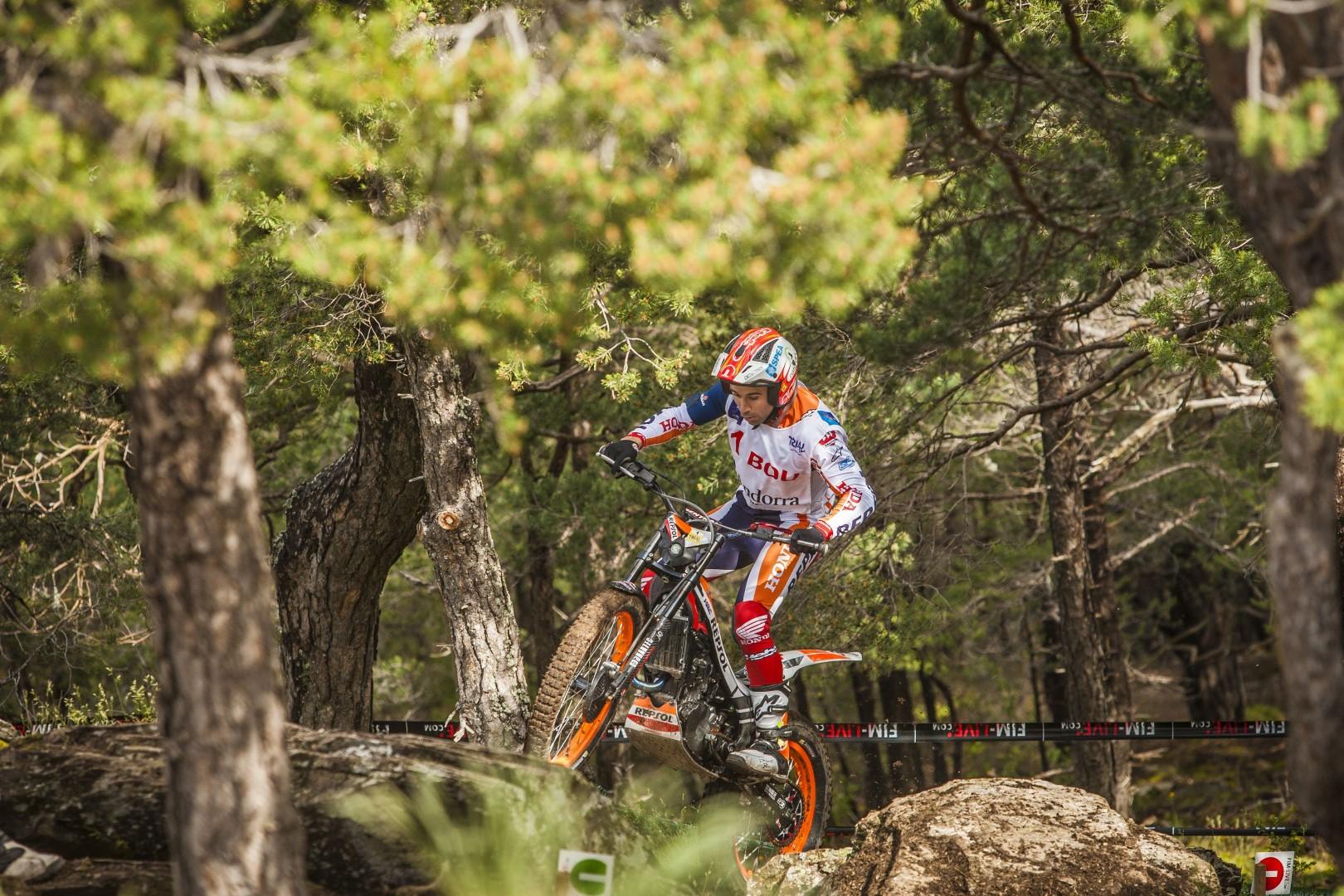 Valdemanco: próxima parada del Campeonato de España de Trial