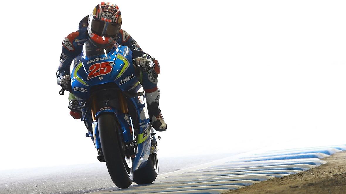 """Maverick Viñales: """"Si hubiese visto a Rossi detrás, habría cortado gas"""""""