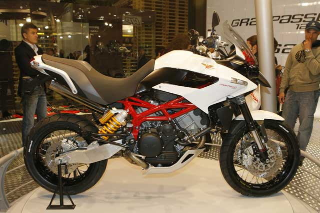 Novedades 2008: Moto Morini Granpasso 1200