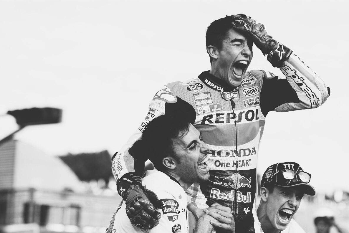 Marc Márquez gana su tercer Mundial de MotoGP en Japón