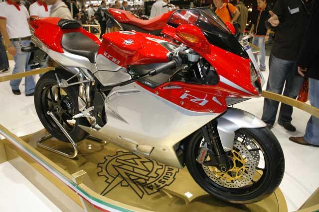 Novedades 2008: MV Agusta F4 312 R 1078