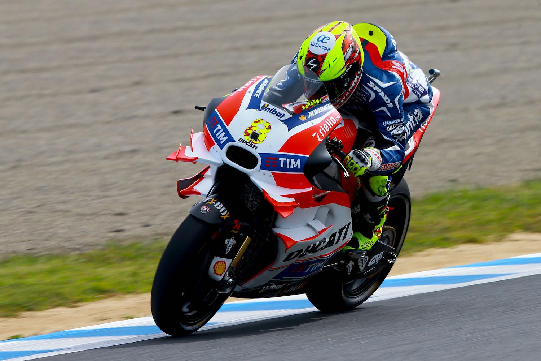 Héctor Barberá, en Australia también con Ducati oficial