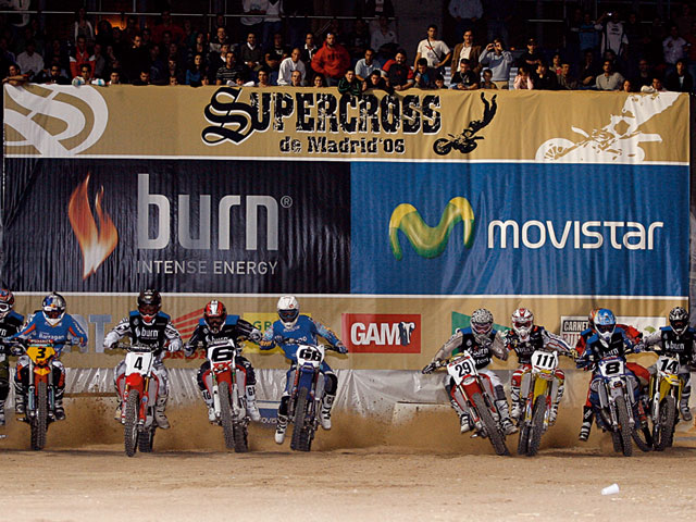 XVII Supercross de Madrid