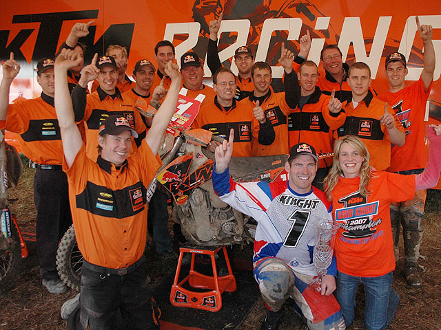 David Knight gana el GNCC
