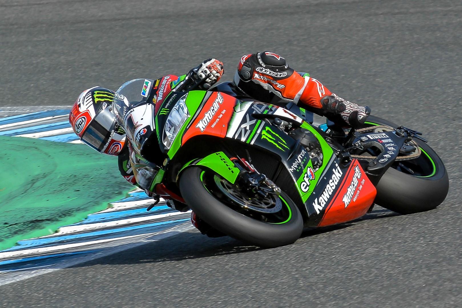 Las Superbike completan una satisfactoria sesión de test en Jerez