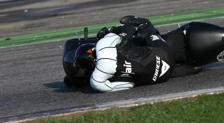 Airbag obligatorio en MotoGP a partir de 2018