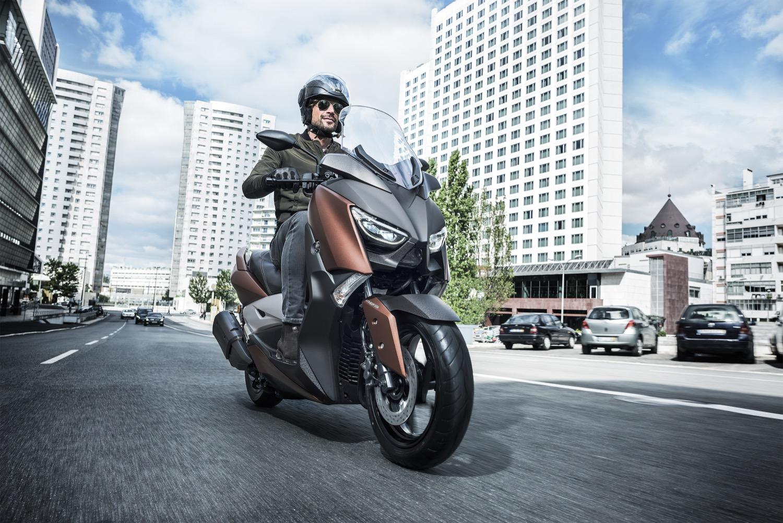 Yamaha X-MAX 300 2017