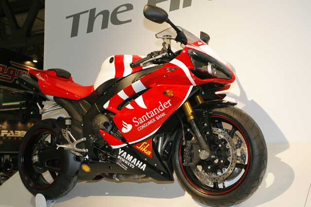 Novedades 2008: Yamaha YZF-R1 10º Aniversario