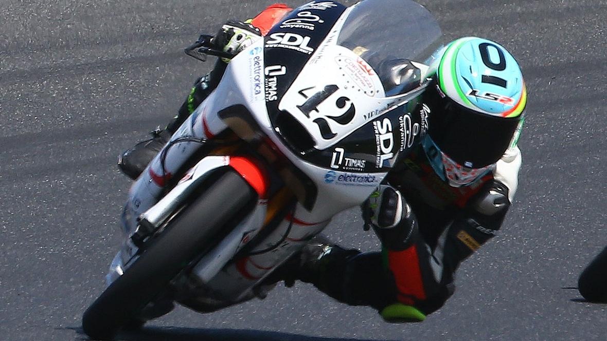 Marcos Ramírez tendrá una KTM en el mundial de Moto3 en 2017