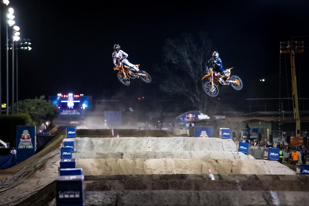 "Musquin gana un ""electrizante"" Red Bull Straight Rhythm"