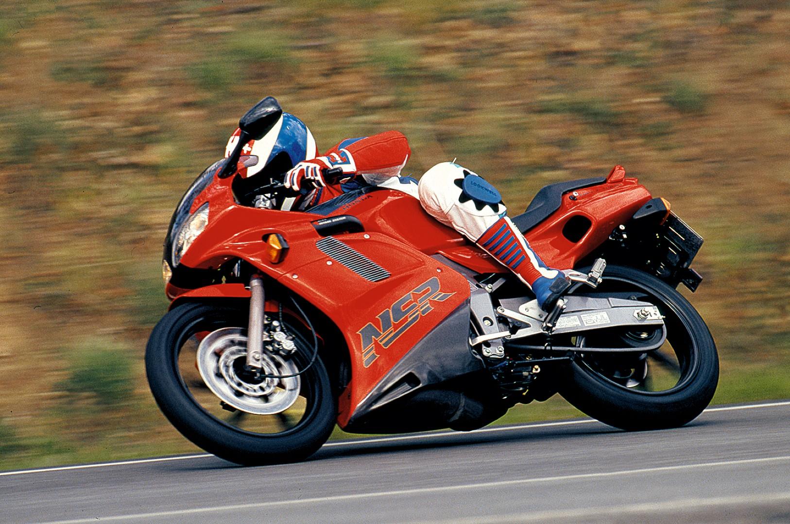 Aquellas motos deportivas de 125 cc