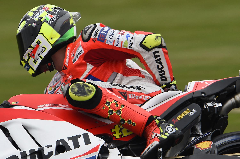Andrea Iannone correrá en Sepang, ahora sí