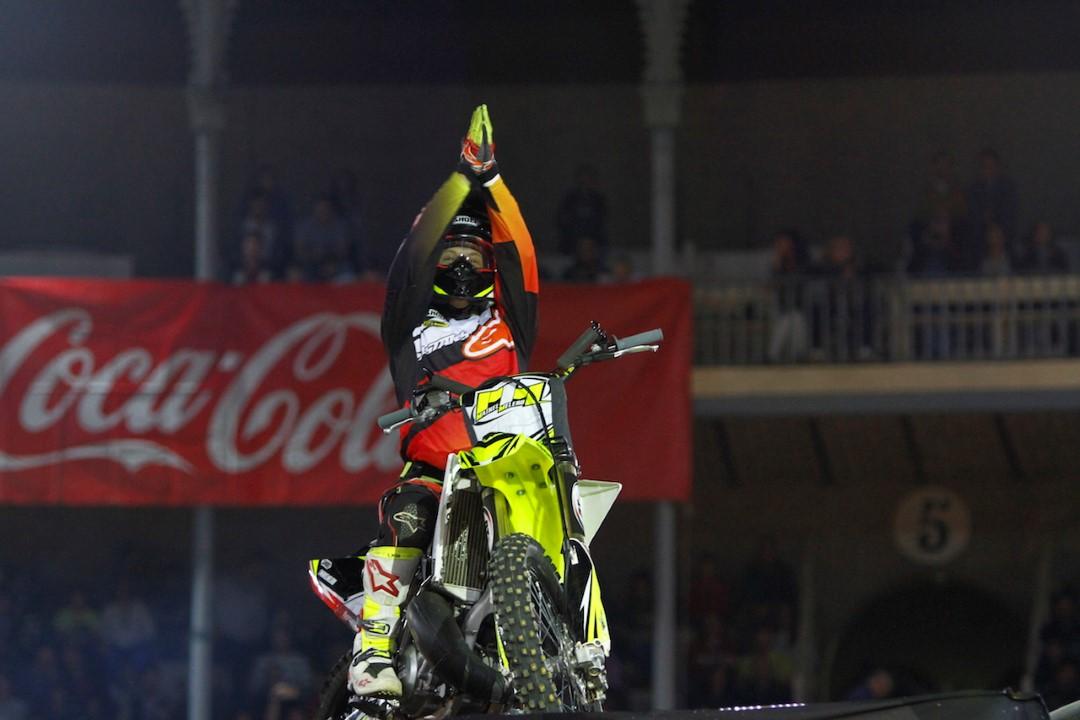 Maikel Melero se hace con el Campeonato de España FMX