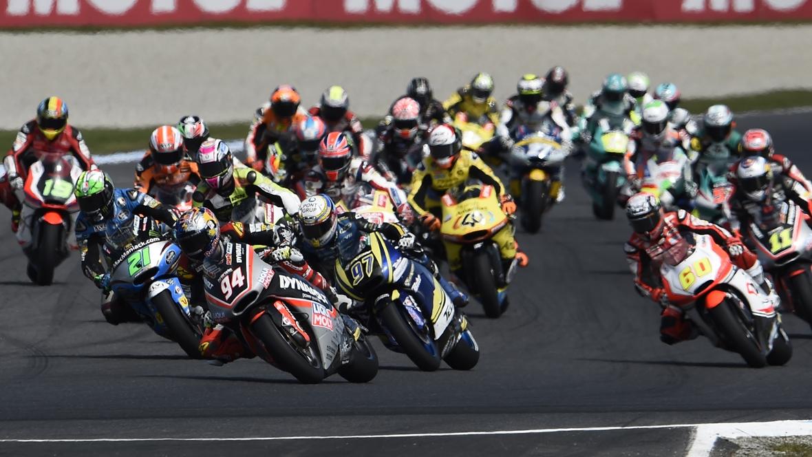 19 equipos admitidos para Moto2 en 2017, donde vuelve Suter y llega KTM