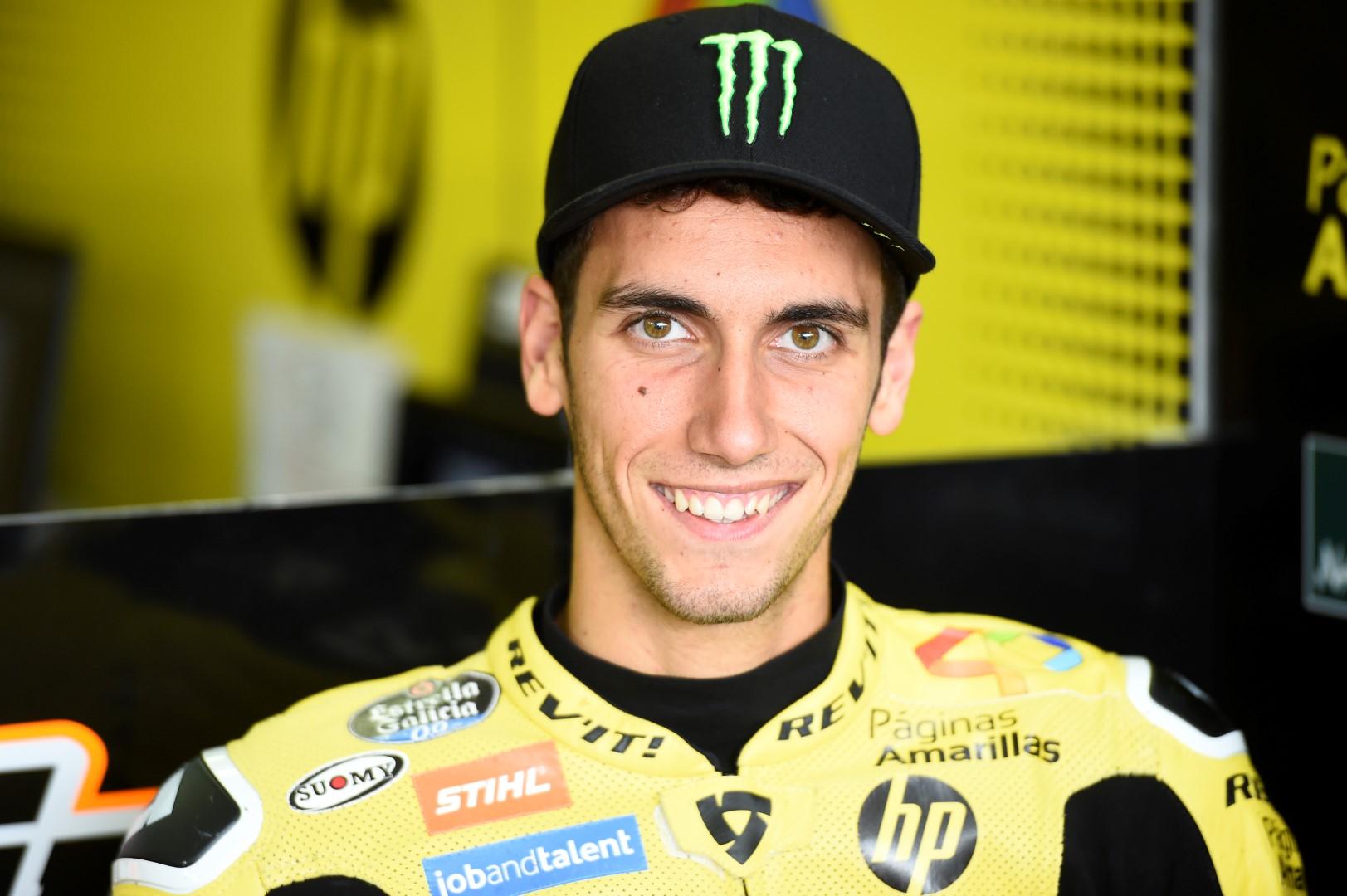 """Álex Rins: """"Creo que si gano las dos carreras seré campeón"""""""