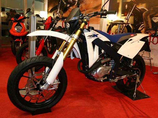Novedades 2008: Rieju SMX 125