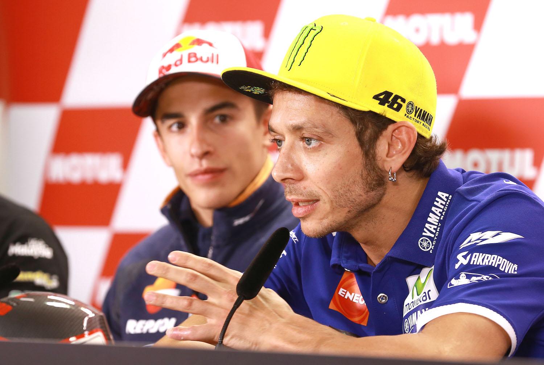 """Valentino Rossi: """"Lo importante es pensar en el futuro, no en el pasado"""""""