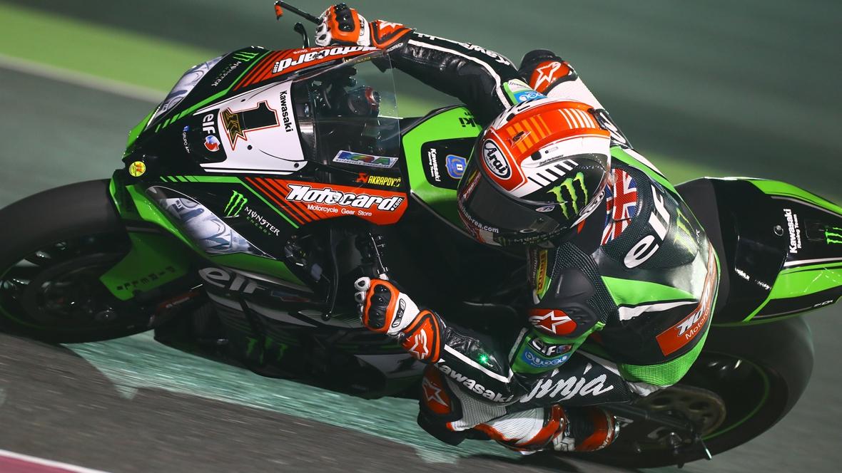 Jonathan Rea se convierte en bicampeón mundial de Superbike