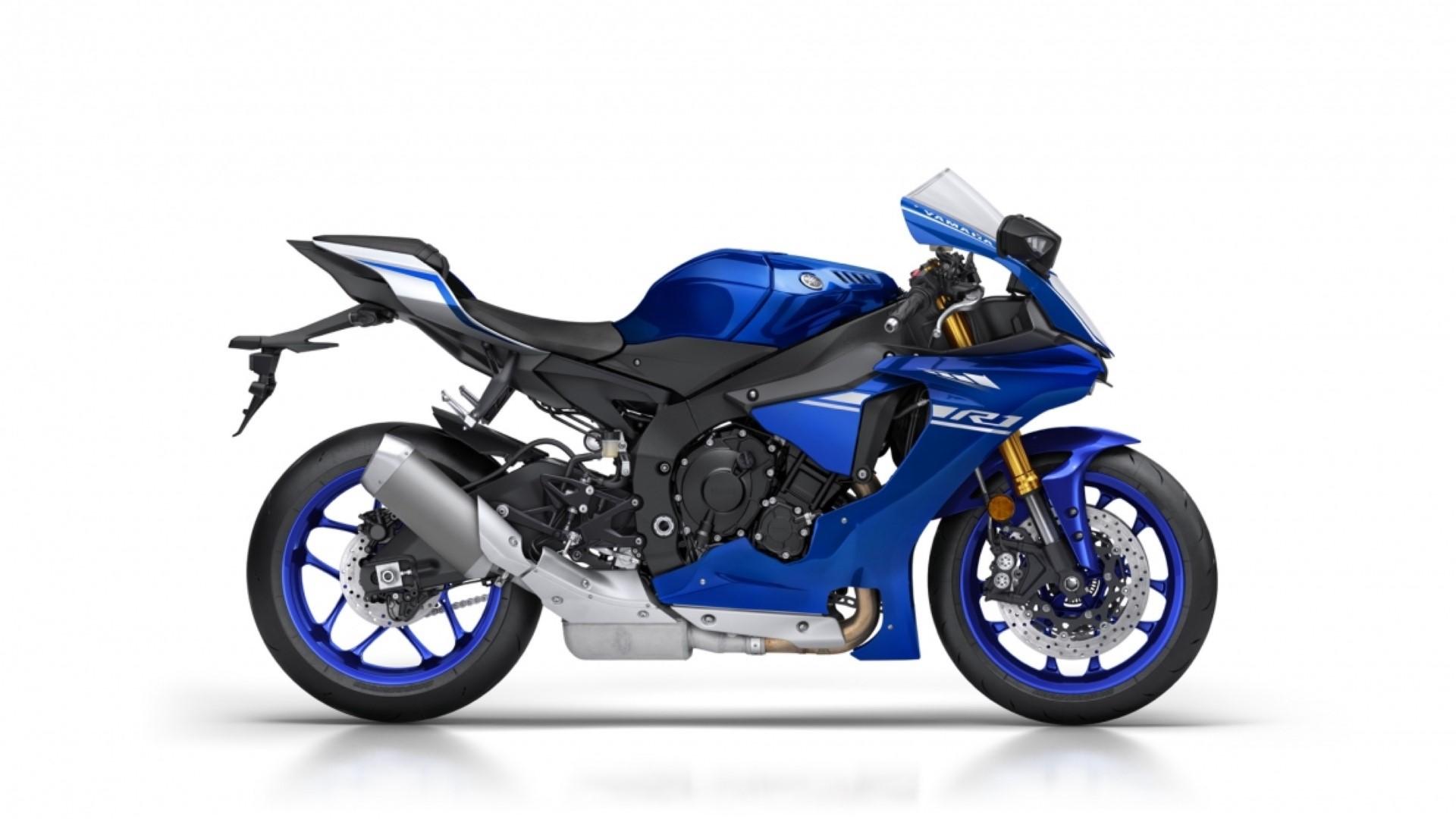 La Yamaha YZF-R1 gana el premio a mejor diseño en Alemania
