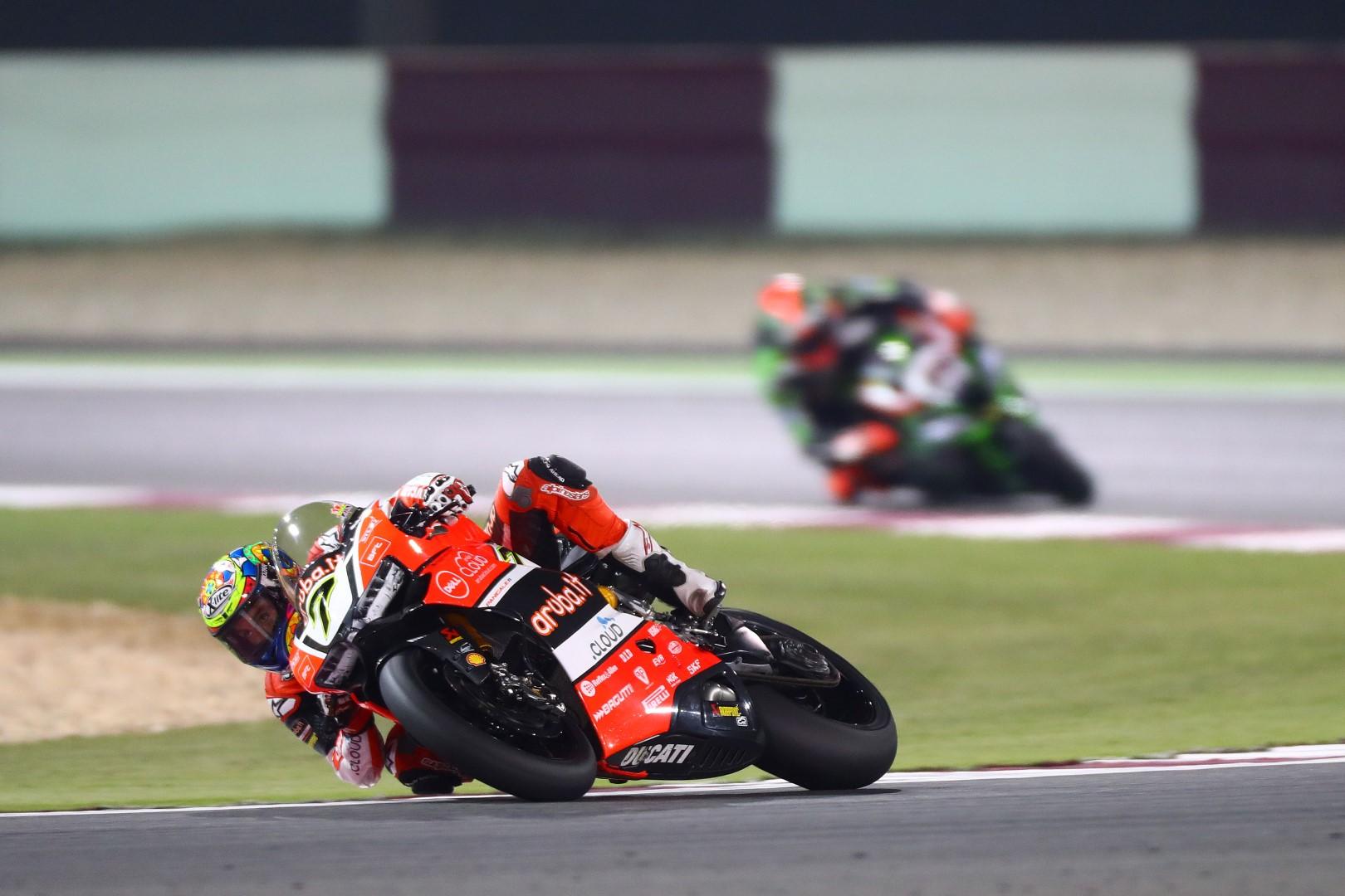 El subcampeonato de Superbike enfrenta a Ducati con Kawasaki