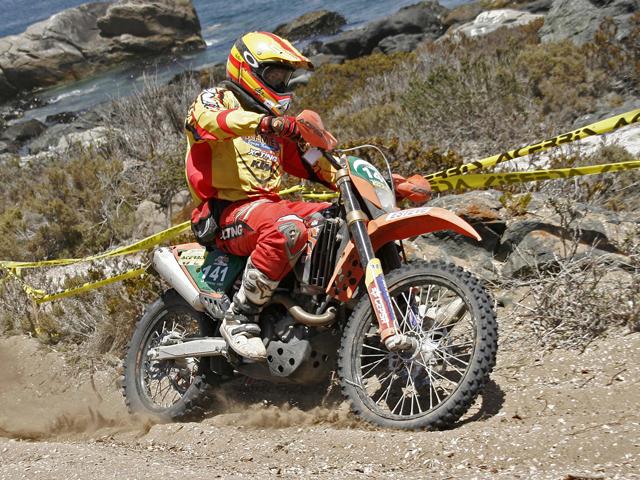 España, líder en Trofeo Junior