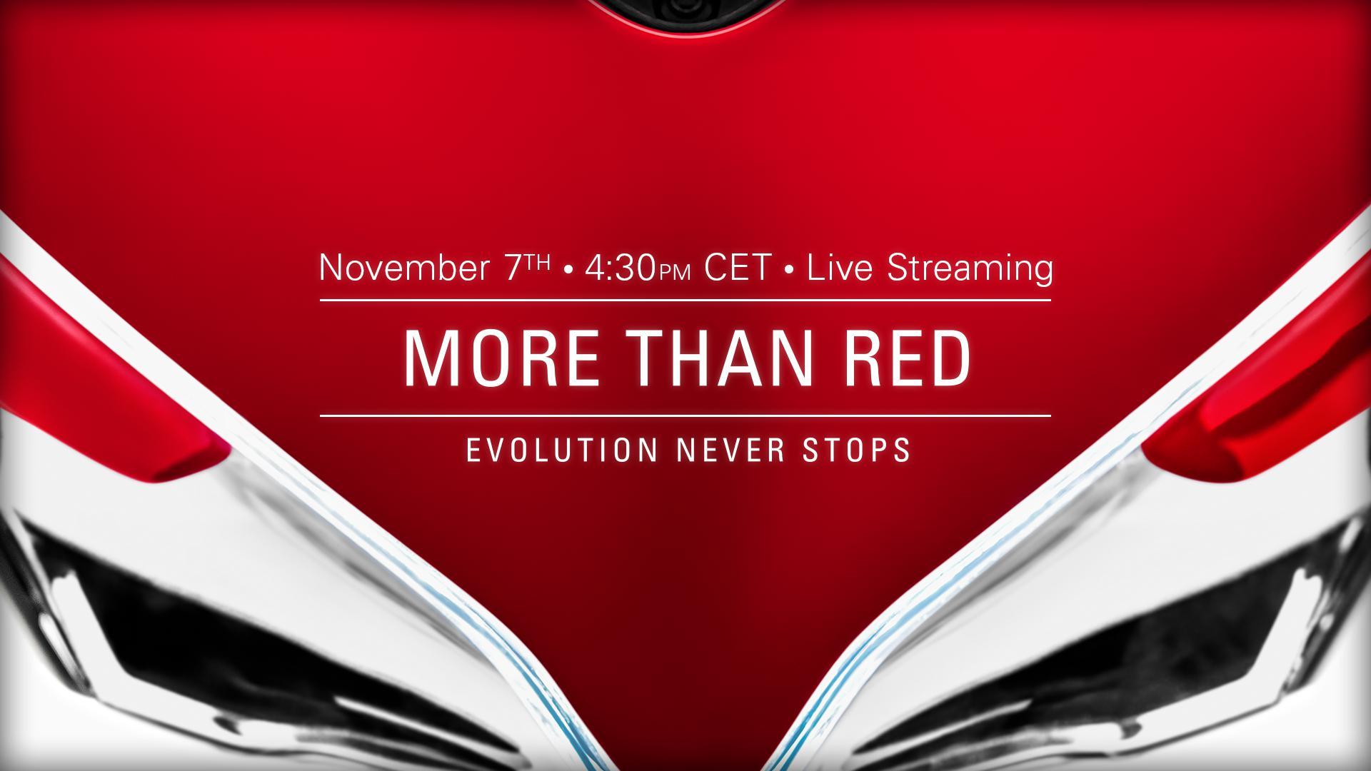 Sigue la presentación de Ducati en directo