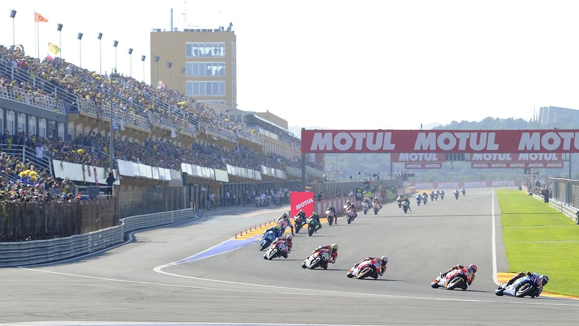 Horarios del Gran Premio de Valencia y dónde verlo por televisión