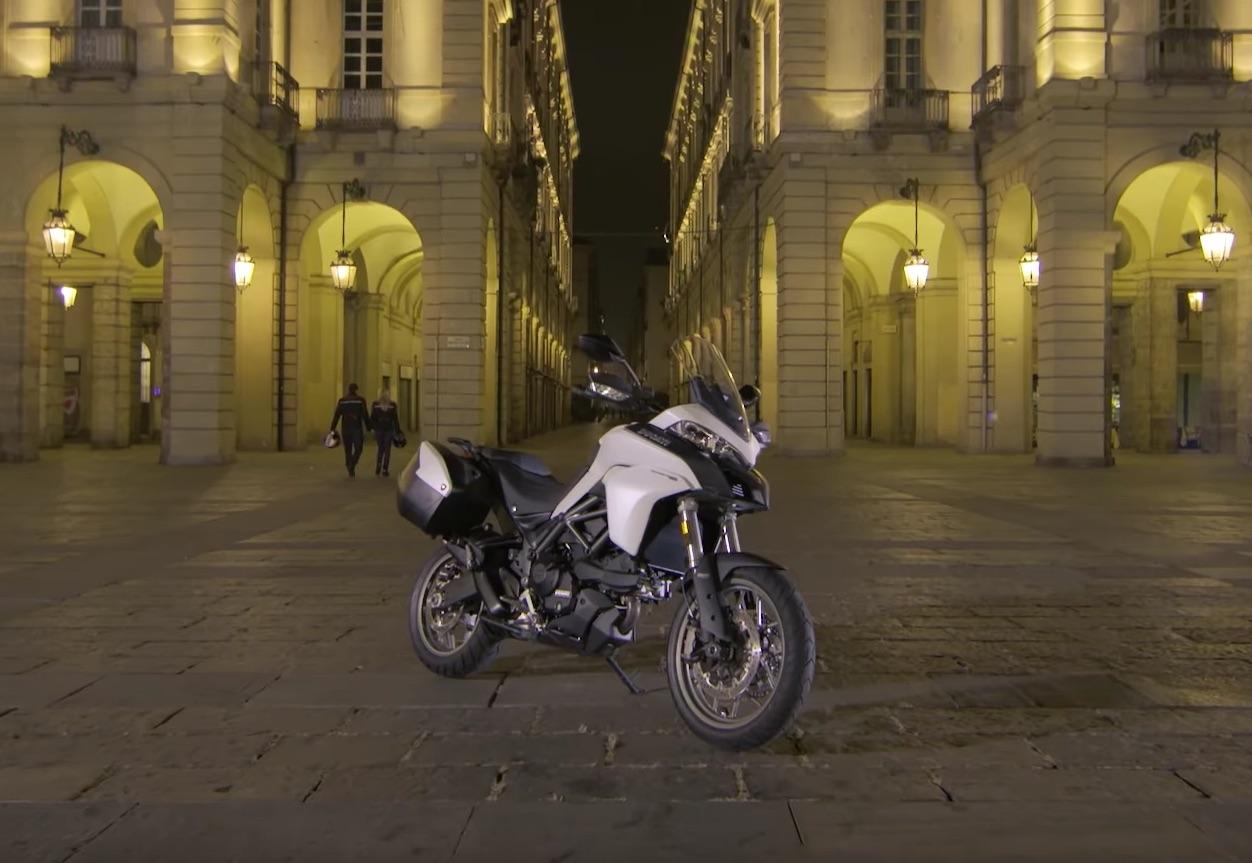 Ducati Multistrada 950 2017